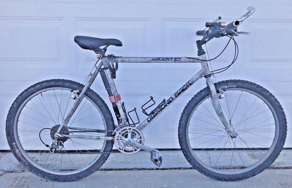 da4fc98af67 Latest Diamondback Bike for sales #diamondbackbike #diamondback #bike  Diamondback Ascent EX Vintage Steel Frame Mountain Bike Shimano Deore -  $149.00 (0 ...