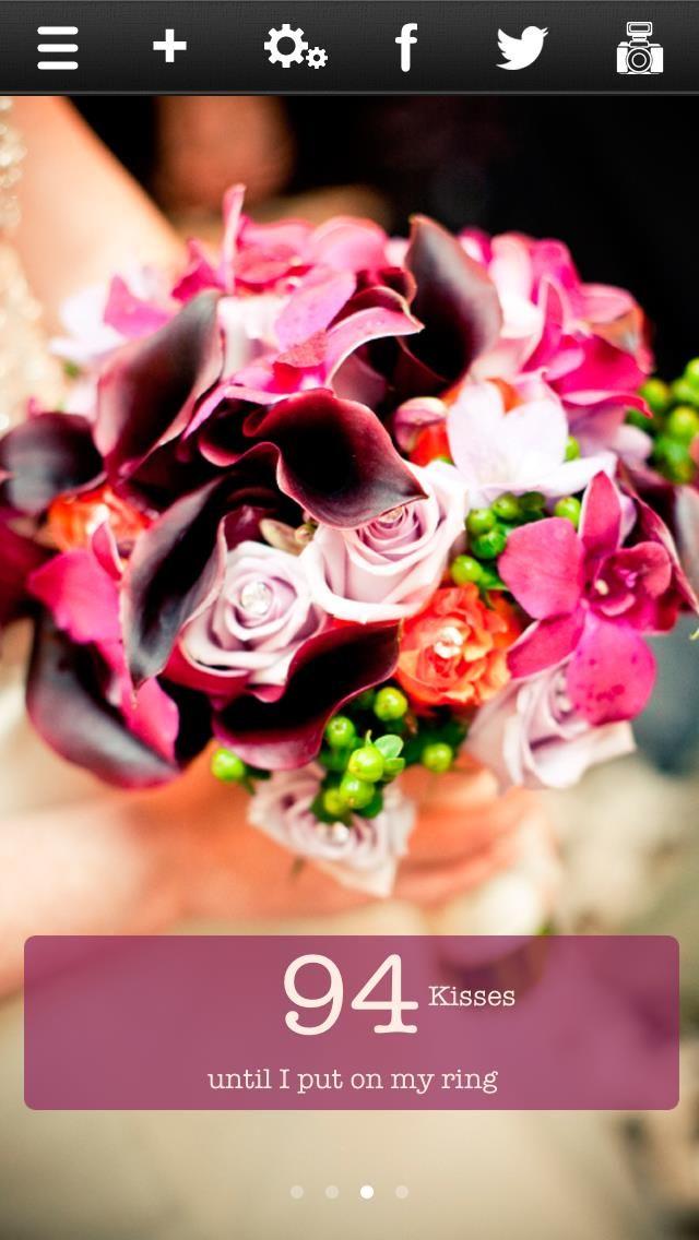 Wedding Countdown App Wedding Countdown Wedding Apps Best Wedding Apps