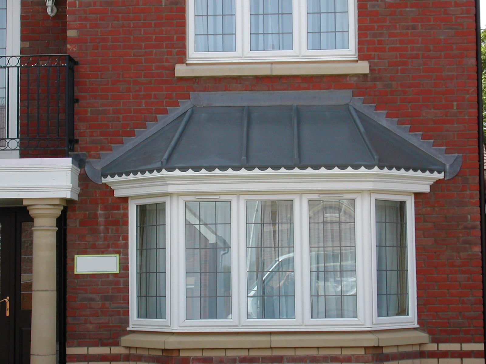 bay window canopy - Google Search & bay window canopy - Google Search | ventanales | Pinterest ...