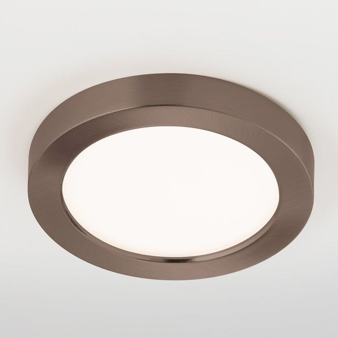 "Low Profile Led Recessed Lighting 9"" Led Simple Round Low Profile Ceiling Light  Ceiling Led Module"