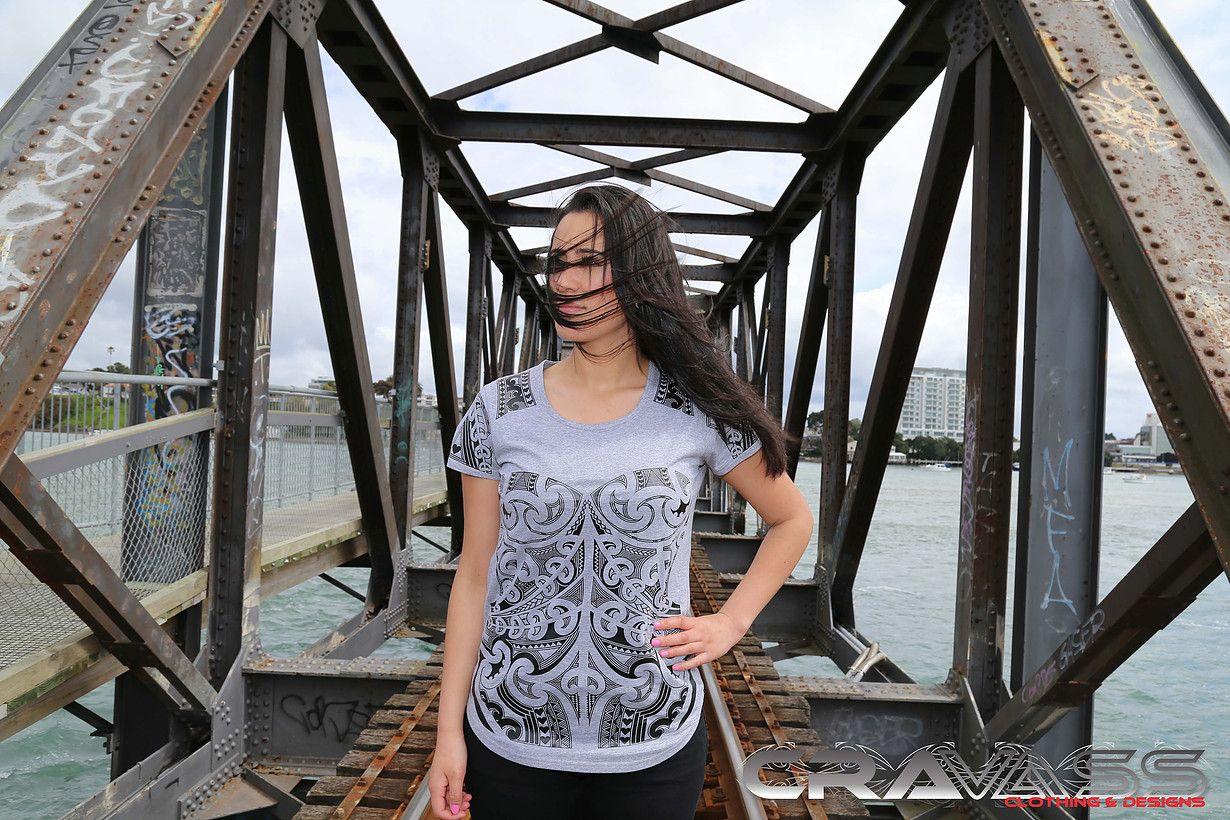 Design t shirt new zealand - New Zealand Maori Clothing Clothing Designed In New Zealand Shipping Worldwide Women S Tshirt With