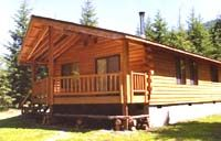 Remodeling mobile home into cabin