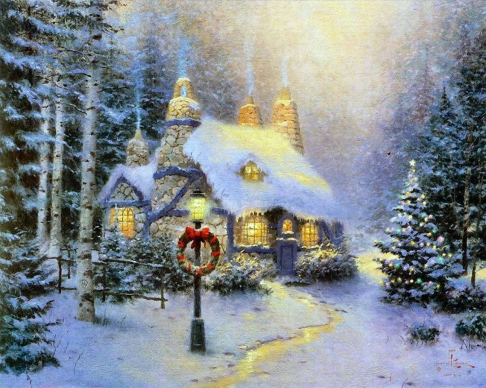 Thomas Kinkade Christmas Cottage 2020 Thomas Kinkade Christmas Cottage 2020 Dodge | Nhutfd