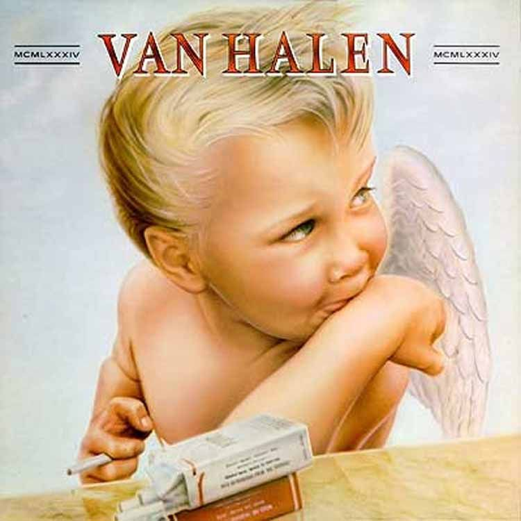Van Halen. 1984.