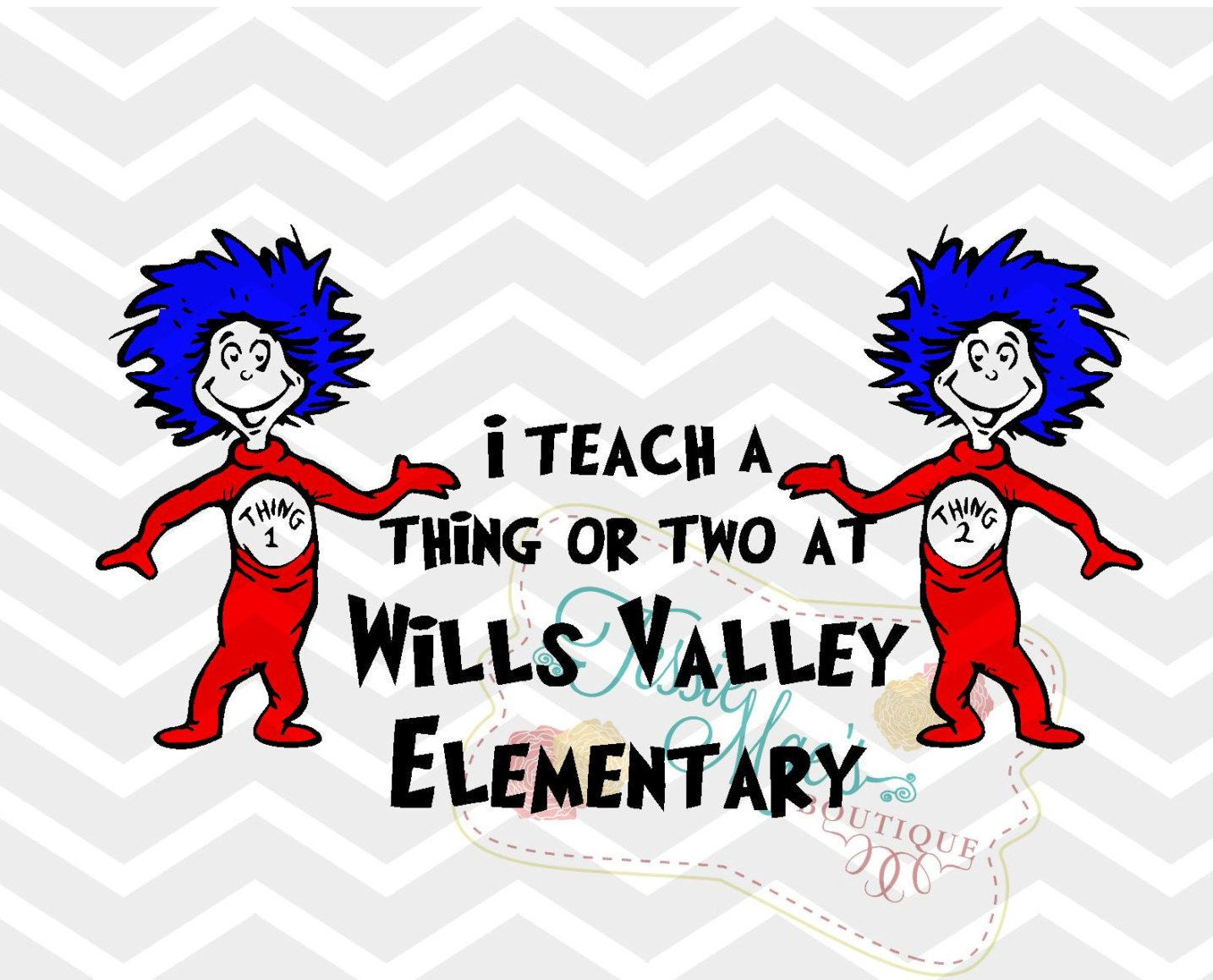 Or thing two a Teach