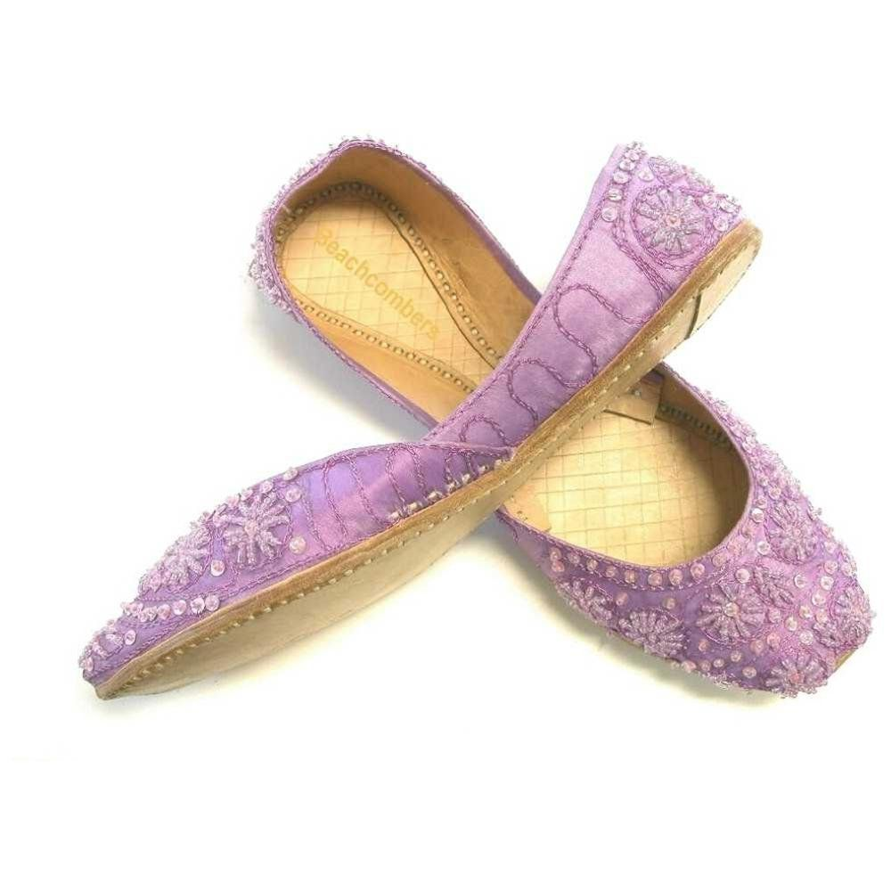 Purple Lavender Lilac Wedding Flat Lavender Wedding Shoes Prom