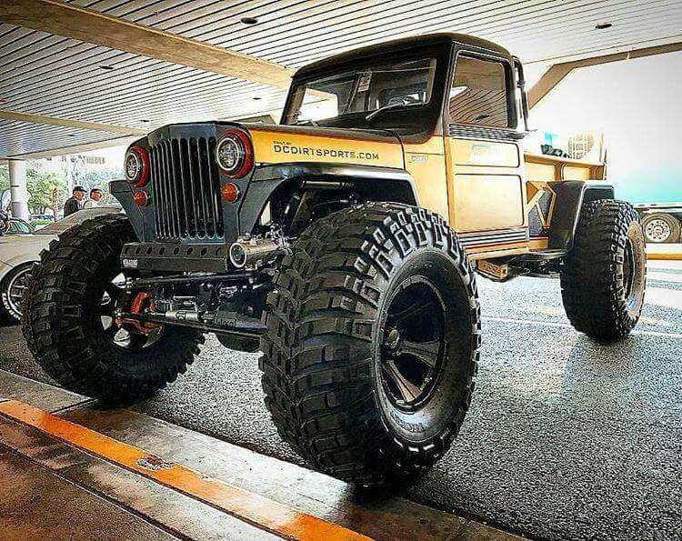Un Sueno Vehiculos Todoterreno Jeep Modificados Coches