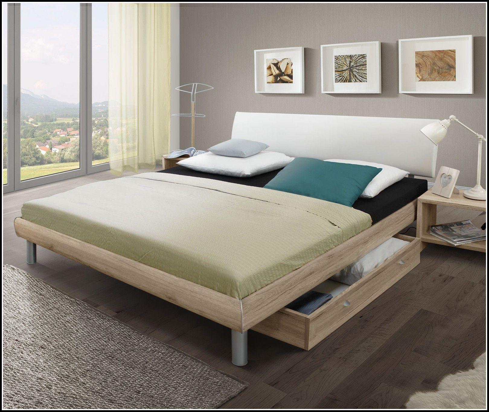 7552 Bett 180x200 Mit Matratze Und Lattenrost Gebraucht