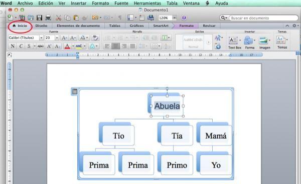 Cómo Hacer Un árbol Genealógico Con Word 7 Pasos Arbol Genealogico Cómo Hacer Plantillas De árbol Genealógico