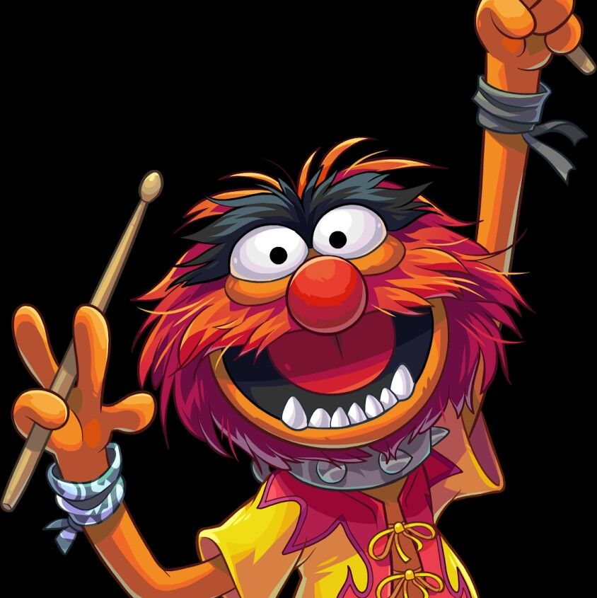 Animal muppets animal muppet drummer tattoo drums - Animal muppet images ...