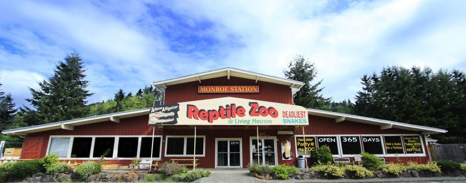 The Reptile Zoo Is One Of The Most Comprehensive Collections Of