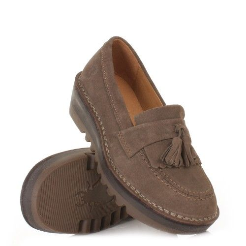 350be26100c Fly London Juno Loafers - Desert.£69