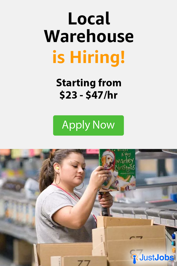 Local Warehouse Is Now Hiring Warehouse Jobs Staffing Agency Job