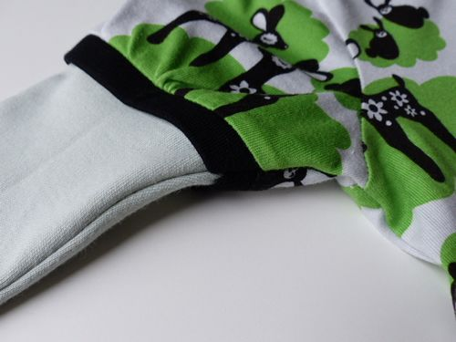 Tutorial: Lagenshirts