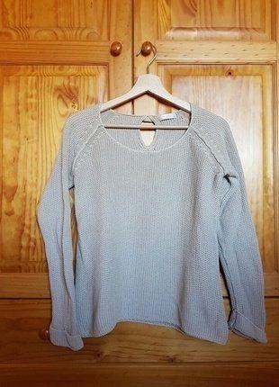 707ba7488307d Superbe Pull en coton Promod taille 40 L beige   Vêtements et ...