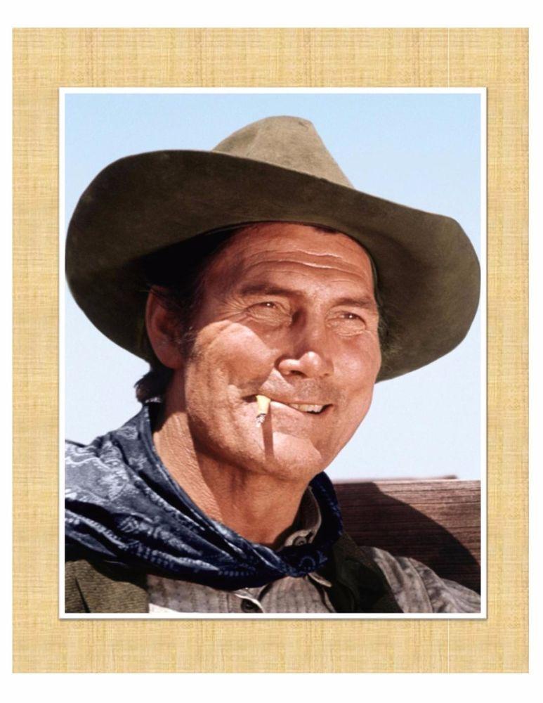 Jack Palance City Slickers Billy Crystal John Lovitz Bruno Kirby 8x10 Photo 8x10 Photo Bruno Kirby Jack Palance