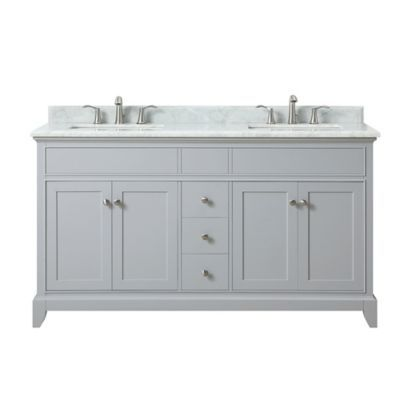 Add timeless appeal to your bathroom décor with the Azzuri ...