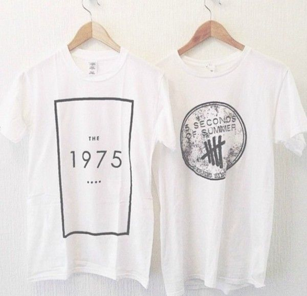 39cb753c Where can I get that 1975 shirt?!? | band shirts in 2019 | Clothes ...