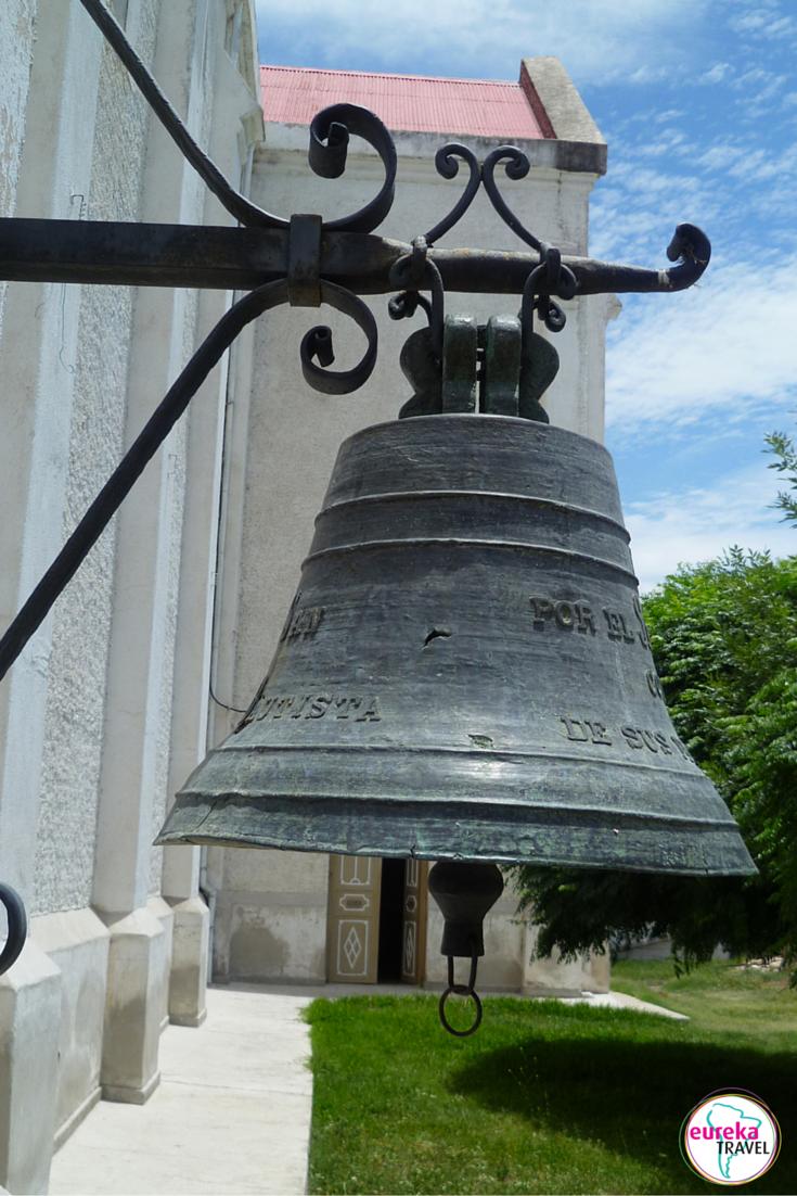 the sound of the bells in sierras de Córdoba, peacefull places... www.eurekatravel.net