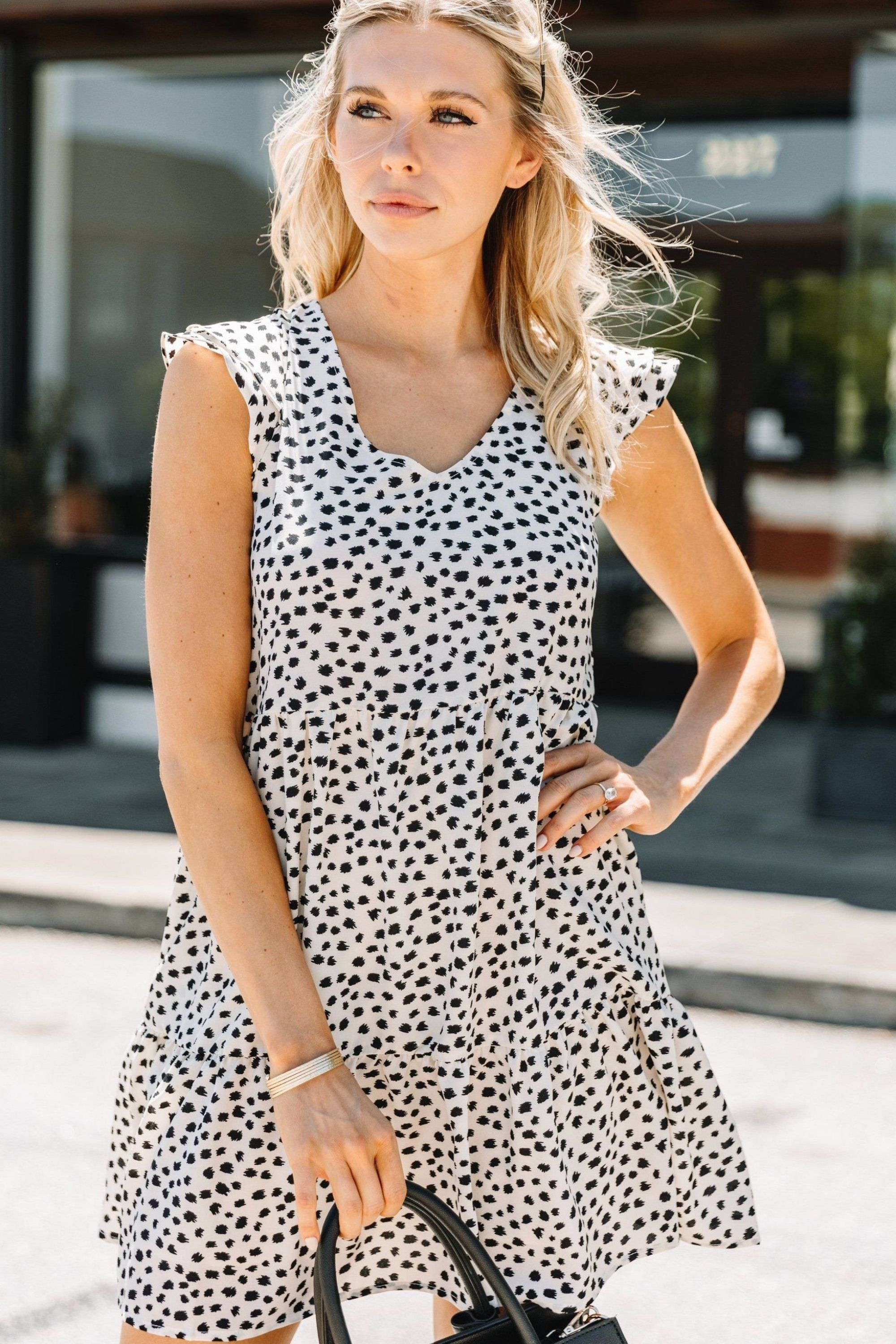This Is The Way Ivory White Leopard Dress Leopard Dress Leopard Print Dress White Leopard [ 3000 x 2000 Pixel ]