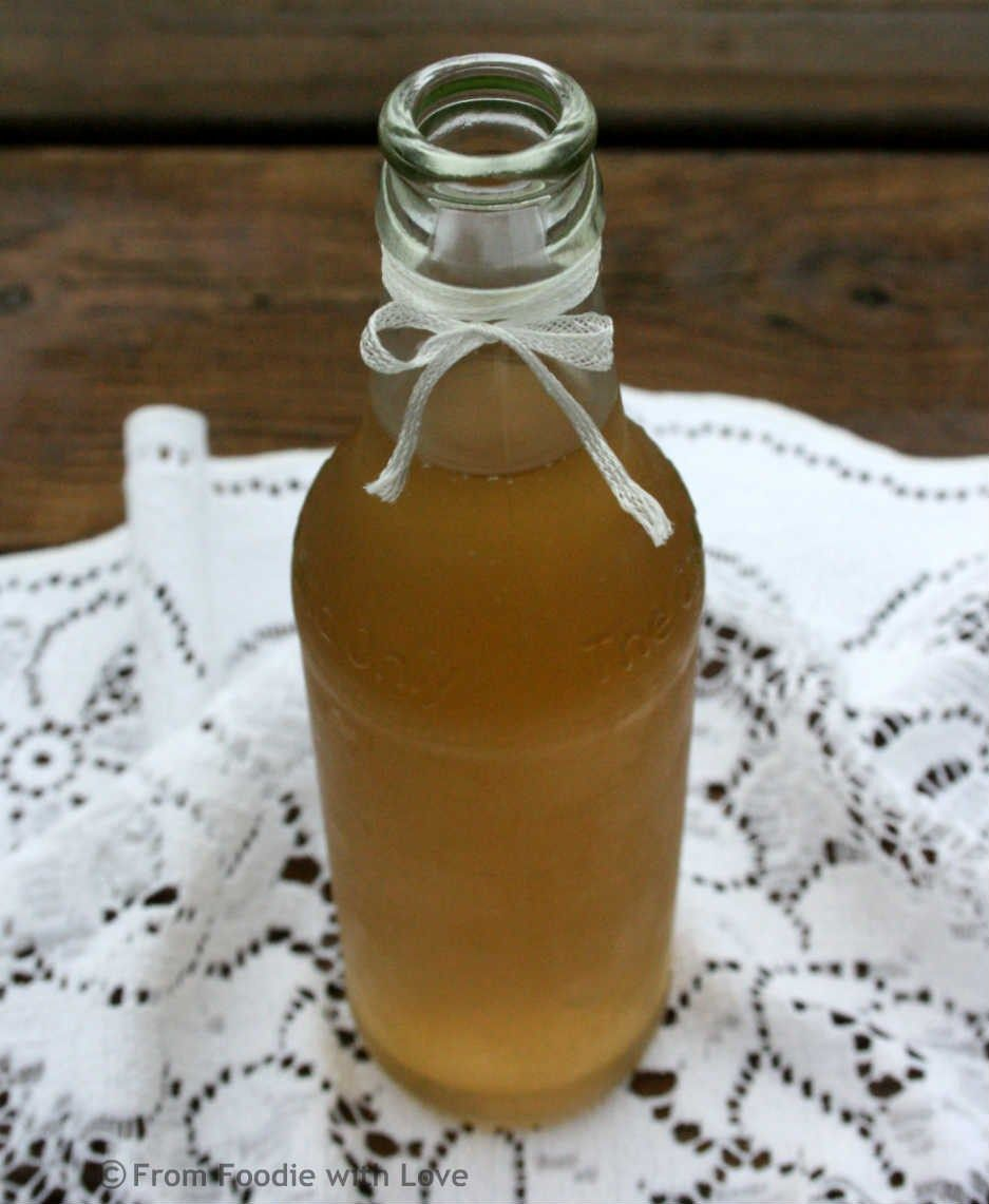 Cream Soda Bottle