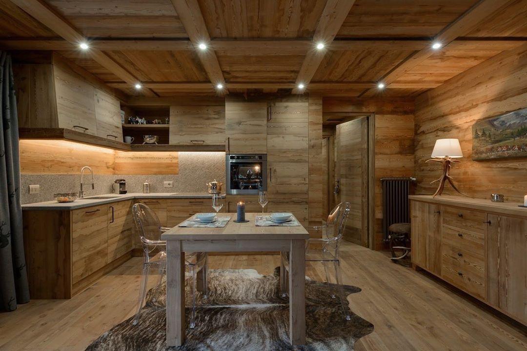 LA MAGIA DEL LEGNO INTERIOR DESIGN … La cucina in legno ...