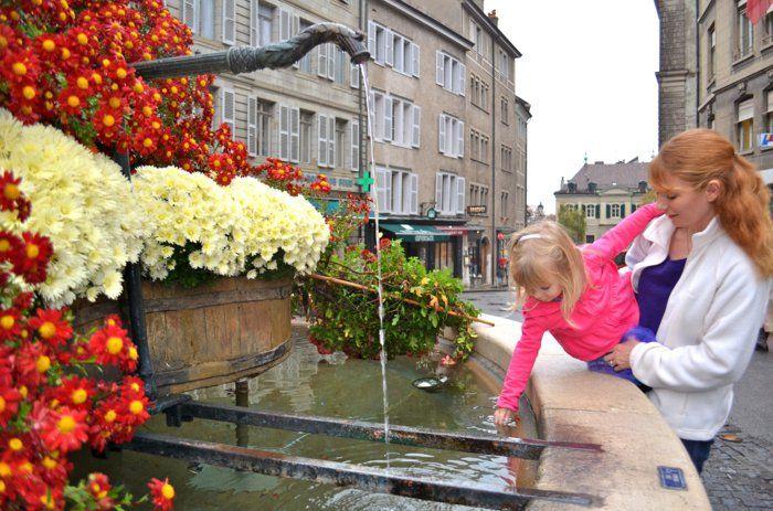 zierbrunnen gartenbrunnen stein steinbrunnen garten - brunnen garten stein