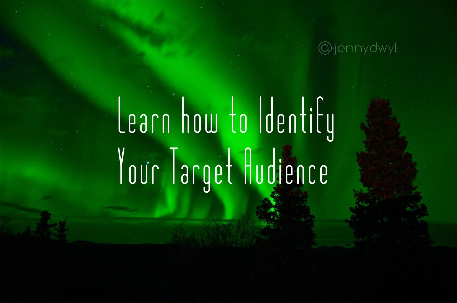 In Today's Episode you will learn how to Identifying Your Target Audience ...