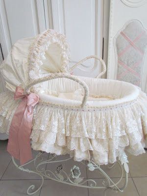 Angela Lace Baby Bed Baby Cribs Baby Girl Bedroom