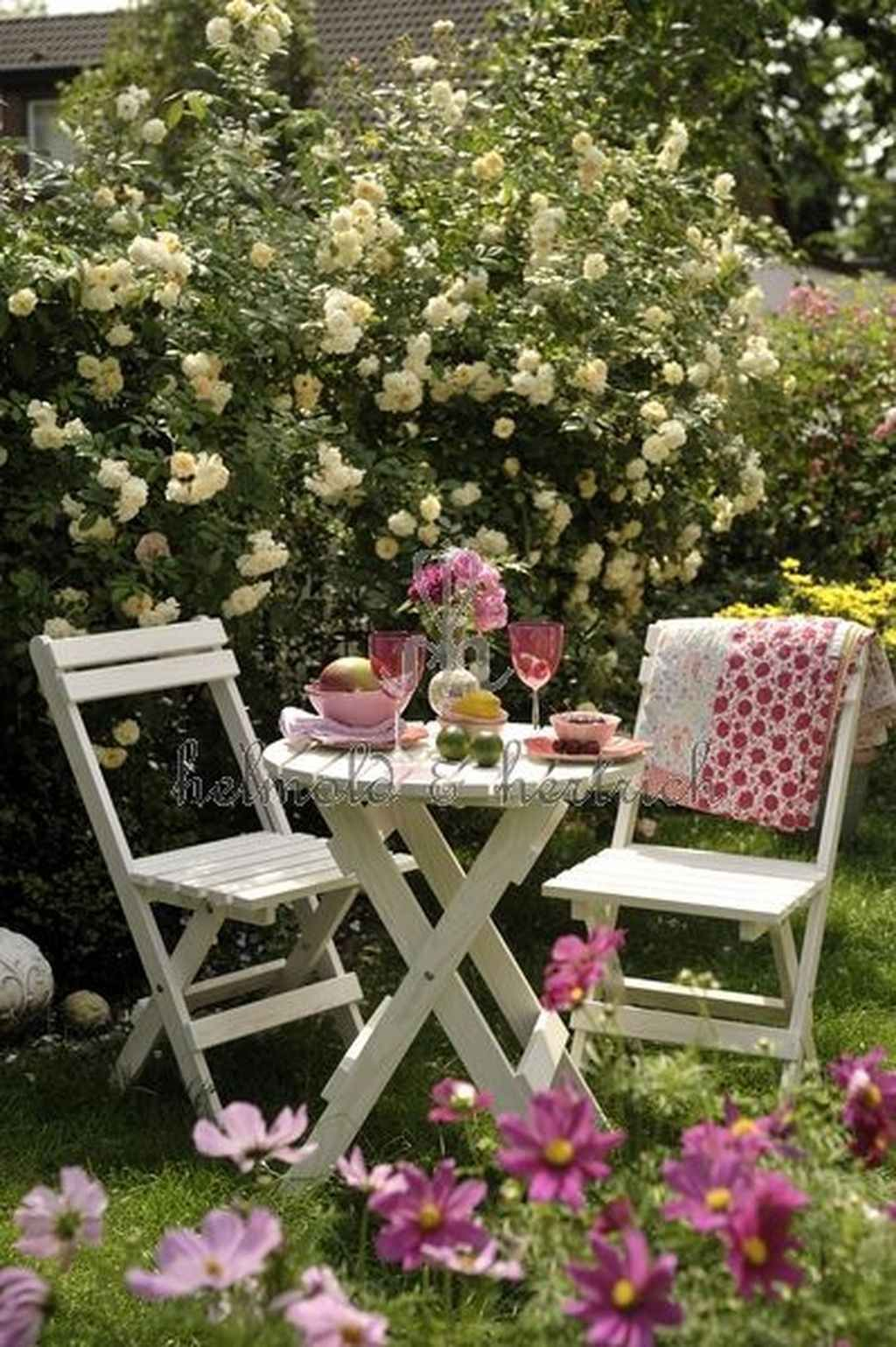 95 Fantastic Cottage Garden Ideas To Create Perfect Spot