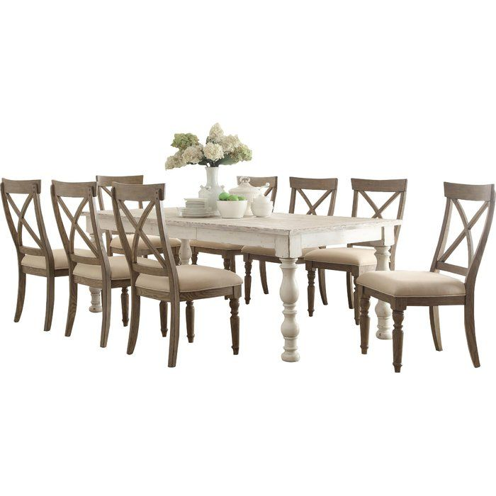 Artur Extending Dining Table With Images Transitional Dining
