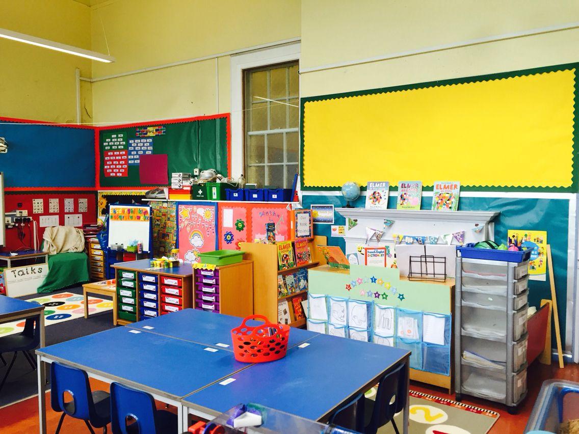 My P2 3 Classroom