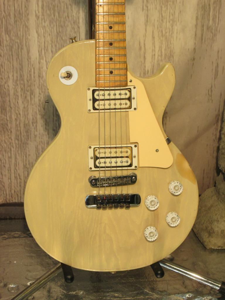 1977 ibanez deluxe 59er les paul copy with a bolt on maple neck guitars pinterest guitar. Black Bedroom Furniture Sets. Home Design Ideas