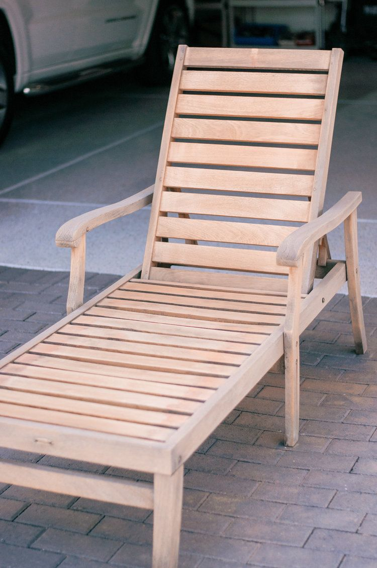 How To Re Teak Wood Furniture Patio