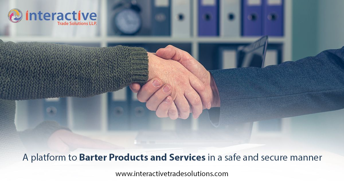Are You Looking For A Platform To Barter Products And Services In