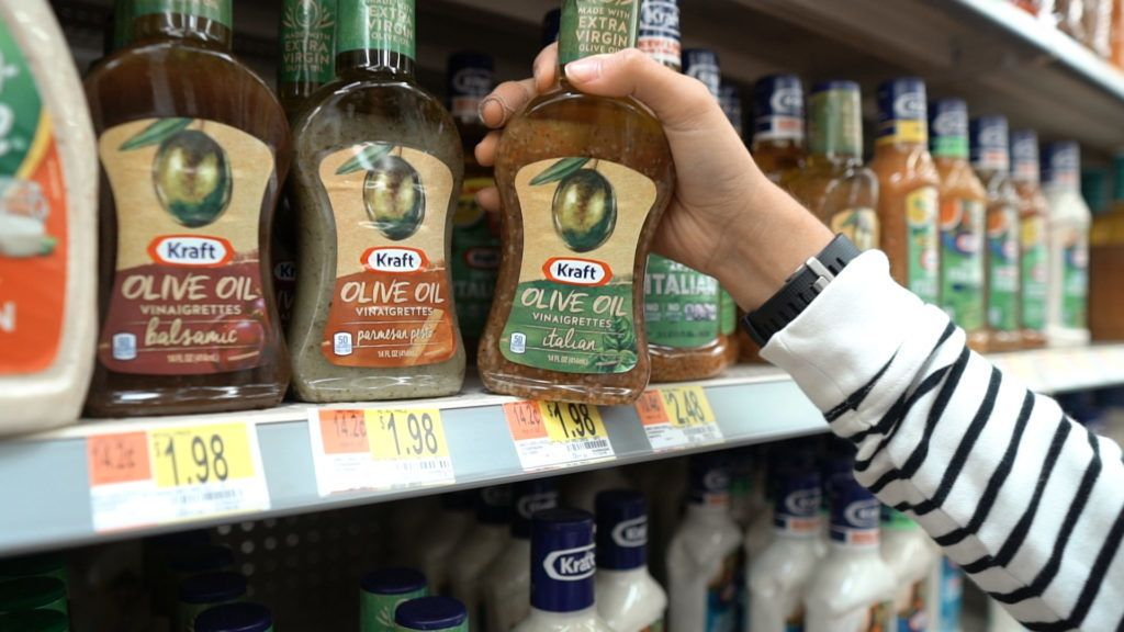 What to Buy for Keto at Walmart Keto, Olive oil salad