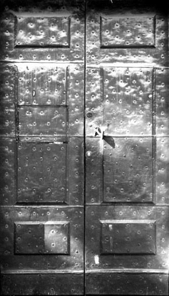 Double door Dungeon gives us mixed signals. We wonder what goes on through this mysterious True Door what alchemy what forgotten story. & truedoor #door #Stockholm #dungeon #decal #sticker #print Double ...
