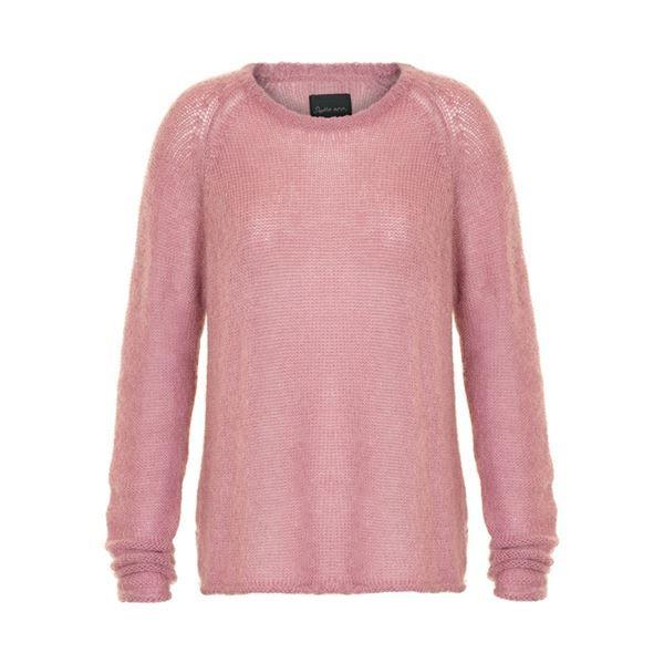 Stella Nova - Mohair Sweater Rosebud Rose