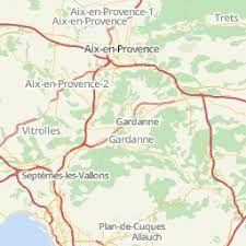Image result for Aix en Provence map Maps Pinterest Aix en
