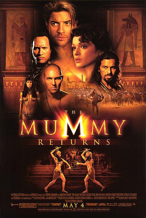 Mummy Returns In 2021 Mummy Movie Adventure Movies Good Movies