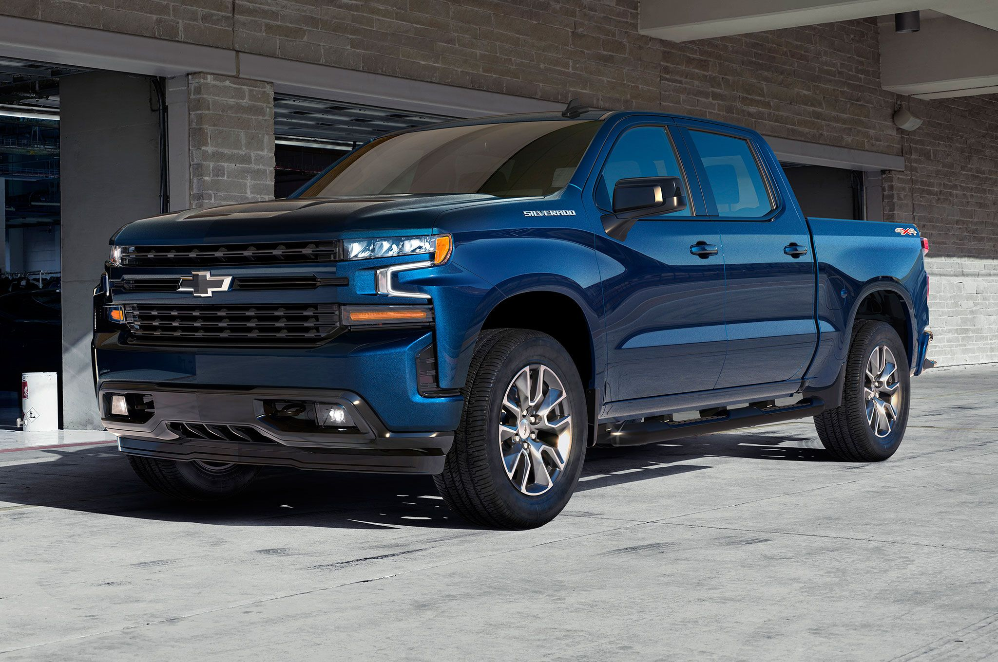 2019 Chevrolet Silverado 1500 Revealed In Detroit Chevy