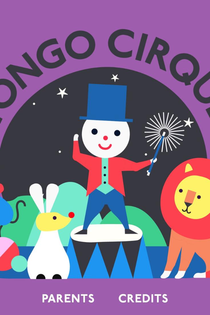 [App du jour] Tongo cirque est une magnifique application