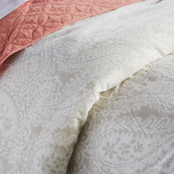 3 Piece Mission Paisley Comforter Set By Tommy Hilfiger Comforter Sets Paisley Comforter Bedding Sets