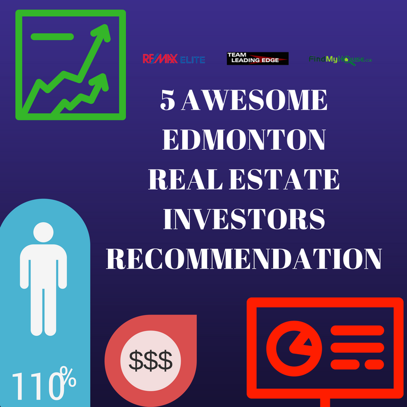 Edmonton Real Estate Investments For Sale MLS Listings
