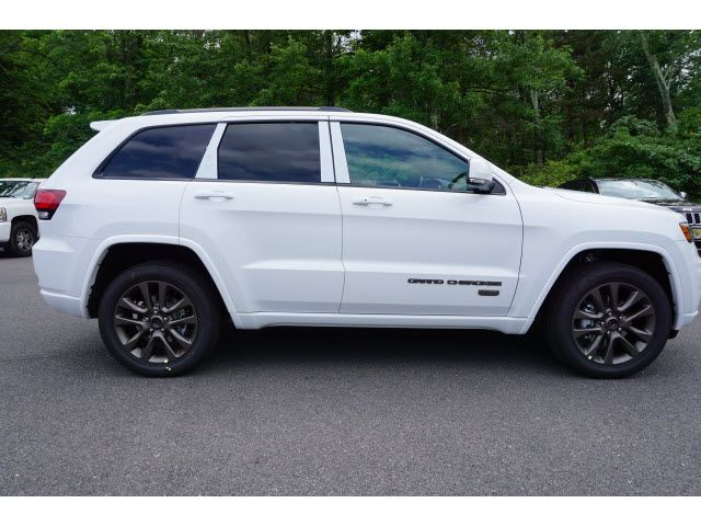 2017 Jeep Grand Cherokee Limited 4x4 Suv Jeep Grand Cherokee