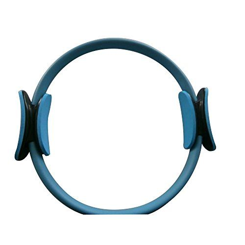 14 Black Magic Pilate Ring Circle Magic Exercise Fitness Workout Sport Weight Loss Blue * You can get additional details at the image link.
