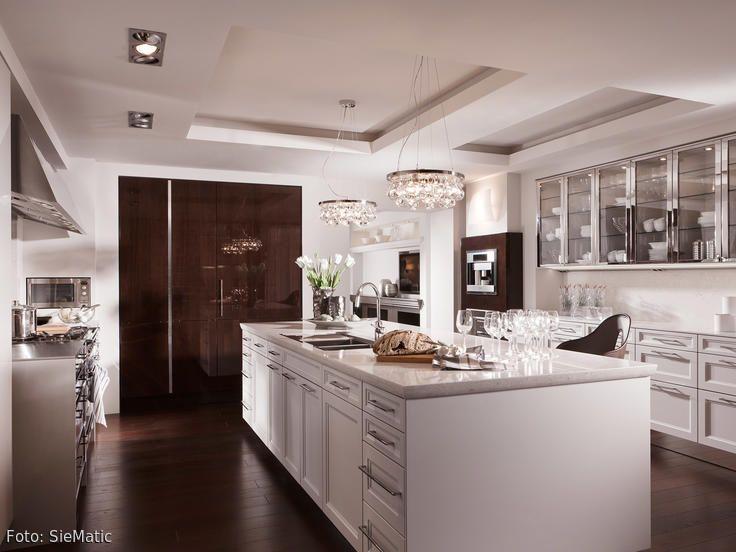 SieMatic BeauxArts.02. Nie war klassisches Küchendesign so modern ...