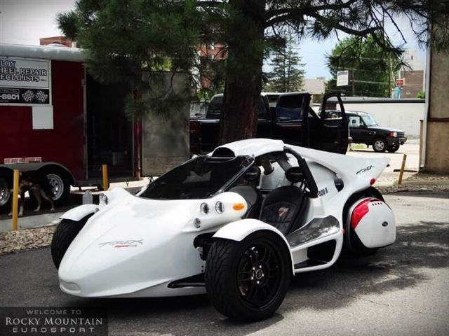 Look what I found for sale online:) Lol 2009 Campagna Motors T Rex