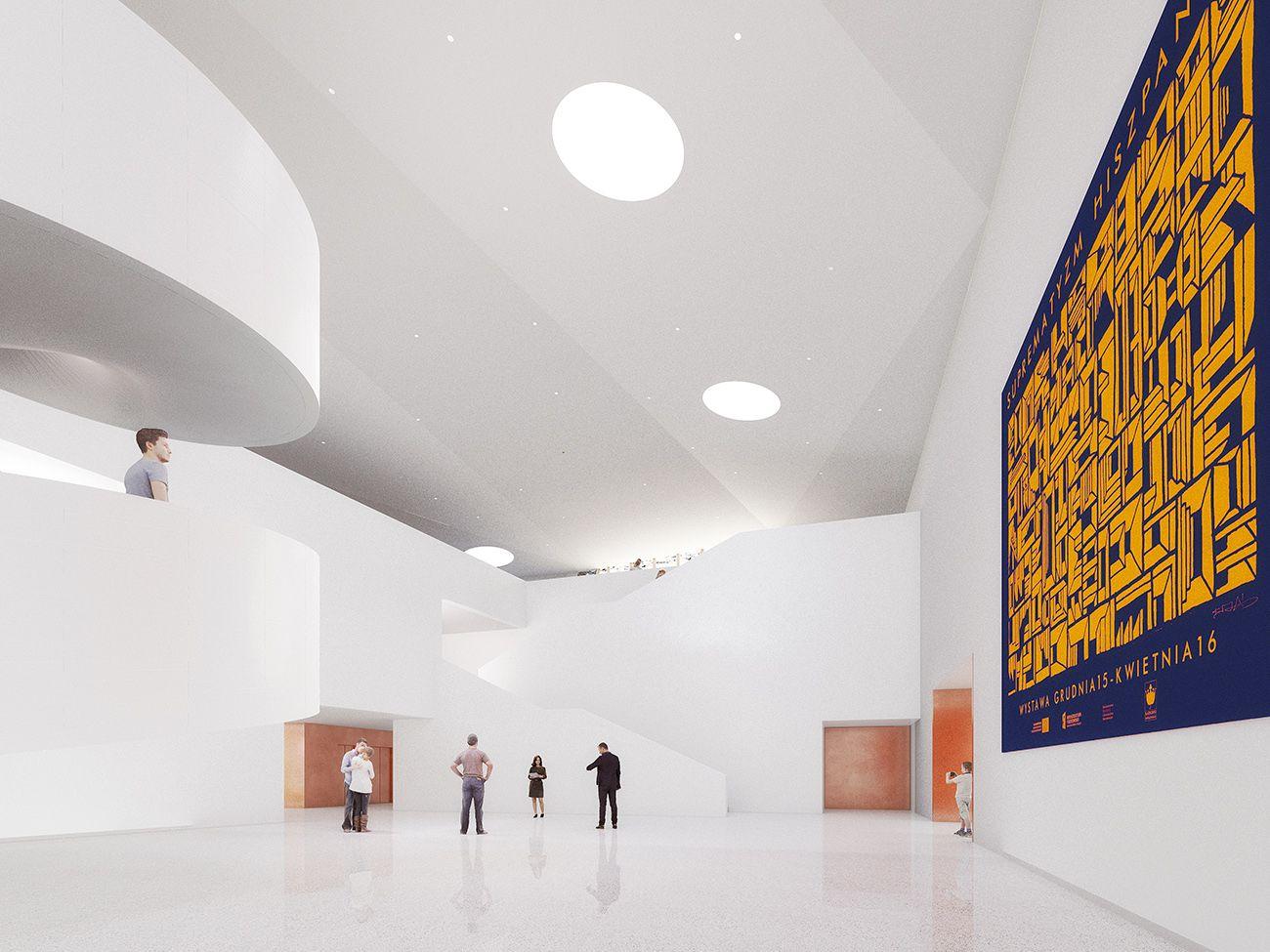 """Garden of the 21st Century"" Royal Lazienki Museum (Warsaw, Poland)"