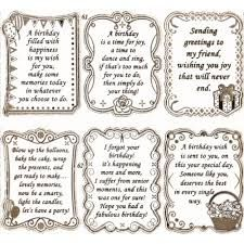Zany image pertaining to free printable sentiments for handmade cards